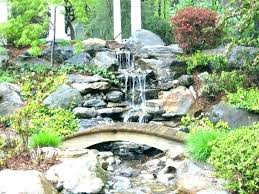 how to build a wooden bridge waterfall build a small timber bridge