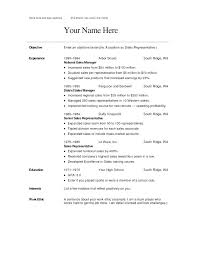 Microsoft Word Resume Template Resume Templates Word Free Download ...