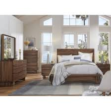 Ocean 4 Piece Queen Bedroom Suite With Dressing Table U0026 Mirror