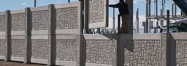 sound barrier walls. Sound Barrier Fence For Traffic Noise Reduction Which Impacts Business Walls N