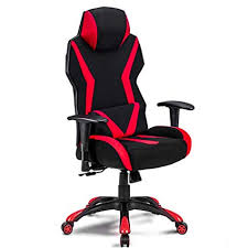 desk chair back. Fine Chair Ergonomic Chair Gaming Office Back Support For Video Game With  Adjustable Armrest Home For Desk Amazoncom
