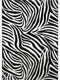 zebra rug black white by home color design hide and print rugs zebra rug black and white