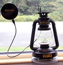 stove lite. solar charge your stove lite v