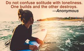 Quotes On Solitude