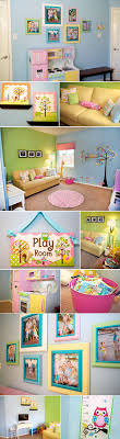 The perfect playroom - color scheme