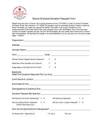soons orchards donate form