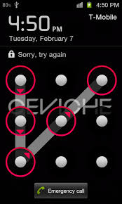Android Pattern Unlock New How To Unlock Your Galaxy S II If You Forgot Your Screen Lock