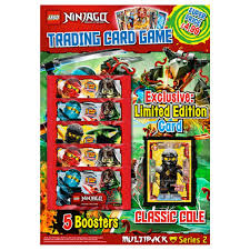 Ninjago Trading Card Season 2 Multipack at John Lewis & Partners