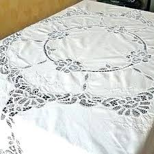 vinyl lace tablecloth lace tablecloth lace table cloth vintage embroidery round tablecloth lace white top vinyl vinyl lace tablecloth