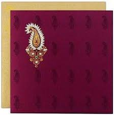 buy hindu wedding cards & indian wedding invitations online Wedding Cards For Hindu Marriage purple and gold indian wedding invitations simply and classy english wedding cards for hindu marriage
