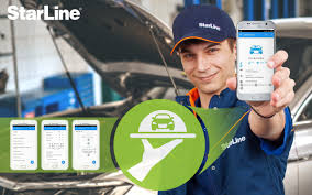 Новинка! Мобильное приложение <b>StarLine Мастер</b> Android
