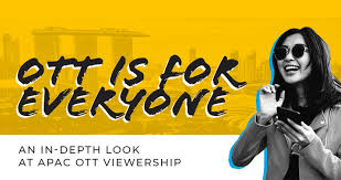 Ott bypasses cable, broadcast, and satellite television platforms. Ott Is For Everyone And It S The Future Of Video In Apac Spotx