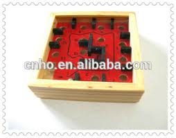 Wooden Maze Game With Ball Bearing Wooden Ball Bearing Maze Game Buy Maze GameMini Maze Games 40