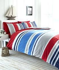 grey and white striped bedding rugby stripe bedding white wooden bed with red bedding grey floor grey and white striped bedding