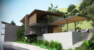 Modern House Architectural Fair House Architecture