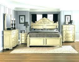 antique white bedroom sets. Antique White Bedroom Sets Vintage Furniture Distressed Set King .