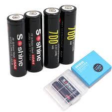 4 Soshine 3.2V LiFePO4 AA 14500 Pin Sạc Dự Phòng Cell Pin Kèm Pin Pilas  Recargables Có Pin Và 2 Chiếc các Cổng Kết Nối|lifepo4 batter|battery  pcbbattery keychain - AliExpress