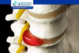 herniated disc to heal without surgery