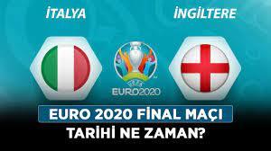 EURO 2020 final maçı tarihi ne zaman? İtalya İngiltere final maçı ne zaman  oynanacak? - Haberler - Diriliş Postası
