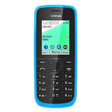 Nokia 109 Cyan Feature Phone