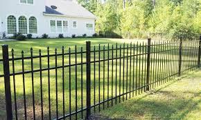 fences. Perfect Fences Aluminum Fencing Inside Fences