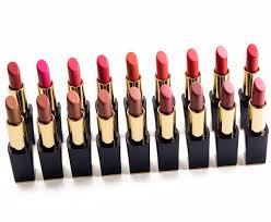 Estee Lauder Lipstick Shade Chart Pure Color Envy Sculpting Lipstick