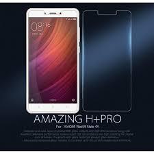 nillkin amazing h pro tempered glass screen protector for xiaomi redmi note 4 redmi note
