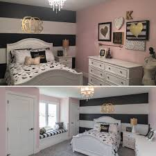 dining room gorgeous pink and black girls room 29 pink and black girls room