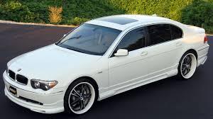 Sport Series 2004 bmw 745li : BMW 7 Series E65/E66 White 22