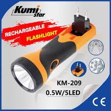 Omega Light Flashlight 0 5w Rechargeable Brazil Plug Torch Light Flashlight Km 209 Buy Rechargeable Led Torch Light Flashlight Brazil Plug Yuyao Product On Alibaba Com