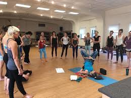 what is forrest yoga yoga from the heart
