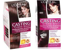 Loreal Casting Colour Chart Welcome In Winter With Loreal Paris