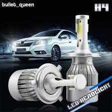 2003 Honda Odyssey Light Bulb Size Details About 9003 H4 Hb2 Cree Led Headlight Bulbs For Honda Odyssey 1995 2004 Civic 1992 2003