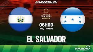 Soi kèo El Salvador vs Honduras 6h00 6 ...