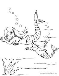Swimming Coloring Pages Is Swimming Coloring Page Color Printable