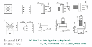 not aus schalter bcd code prs rotary switch 0 9 position buy not not aus schalter bcd code prs rotary switch 0 9 position