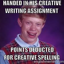 Creative Writing - Memes for #ESL | English Memes | Pinterest ... via Relatably.com