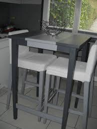 Table Et Chaise De Bar Pour Cuisine Inspiration Cuisine