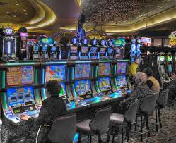 A walk through the casino