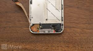 how to replace the dock connector in an iphone 4s imore how to remove the dock connector screws in a verizon or sprint iphone 4