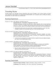 Medical Surgical Nurse Resume Fresh New Grad Rn Resume Objective