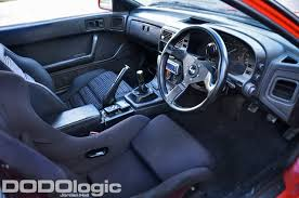 mazda rx7 fc interior. now we get to the meat and potatoes of this car when evan first purchased it original motor was pretty tired so like a true boss would he bagged mazda rx7 fc interior