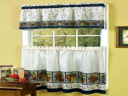 Kitchen Drapery Ideas Best Kitchen Curtains Ideas On Kitchen Window Stunning Kitchen Curtain Ideas