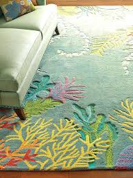 beach house area rugs beach cottage style area rugs