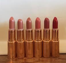 the beauty endeavor Charlotte Tilbury KISSING Lipstick Review.