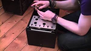 Fractal Design Array Mini Itx Unboxing Fractal Design Array R2 Mini Itx Case