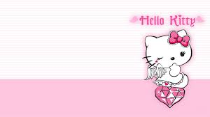 Pink Hello Kitty Desktop Wallpapers P - HD Wallpapers