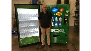 A Company Operates Vending Machines In Four Schools Magnificent From Entrepreneur To Vending Veteran VendingMarketWatch