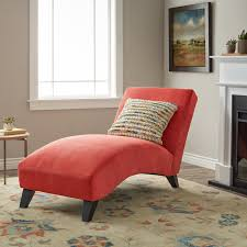 Bella Orange-Paprika Chaise Lounge - Free Shipping Today - Overstock.com -  14061452