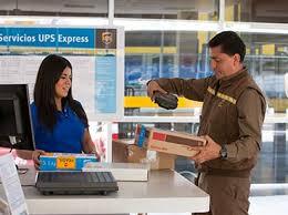 Exchange Returns Ups Unidos Estados -